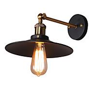 billige Vegglamper-Rustikk / Hytte / Land / Traditionel / Klassisk Vegglamper Innendørs Metall Vegglampe 110-120V / 220-240V 40W