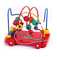 אבני בניין צעצוע חינוכי מכוניות צעצוע צעצועים מעגלי יוניסקס נערים 1 חתיכות