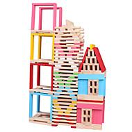 Bausteine Bildungsspielsachen Spielzeuge Burg Stücke Kinder Jungen Geschenk