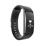 tanie Inteligentne zegarki-Inteligentne Bransoletka na iOS / Android Pulsometr / Pomiar ciśnienia krwi / Spalone kalorie / Długi czas czuwania / Ekran dotykowy Czasomierz / Rejestrator aktywności fizycznej / Rejestrator snu