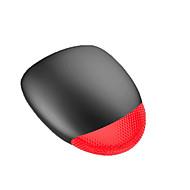 Baklys til sykkel LED - Sykling Oppladbar Vanntett Smart Mulighet for demping Lumens Naturlig hvit Blå Rød Sykling Motorsykkel