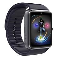 スマートウォッチ スマートブレスレット アクティビティトラッカー iOS Android iPhone長時間スタンバイ 歩数計 音声制御 スポーツ ヘルスケア 心拍計 距離追跡 耐久性 情報 創造的 ハンドフリーコール GPS メッセージコントロール 音声 睡眠モニター