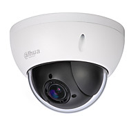 Dahua® SD22204T-GN 2MP 4X Optical Zoom PTZ Network IP Dome Camera with 2.7-11mm Lens and PoE Onvif Protocol