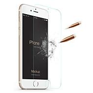 billige -Skjermbeskytter til Apple iPhone 7 Herdet Glass Skjermbeskyttelse Høy Oppløsning (HD) 9H hardhet 2,5 D bøyd kant Eksplosjonssikker