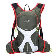 billige Rygsække og tasker-15L Cykling rygsæk / rygsæk for Fritidssport / Rejse / Løb Sportstaske Vandtæt / Påførelig / Multifunktionel Løbetaske iPhone 8/7/6S/6 / -