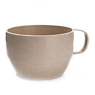 小麦わら使い捨てアートティーカップ