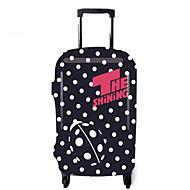 スーツケースカバー/ラゲッジカバー バッグ用小物 のために 水玉柄 のために