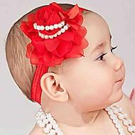 tanie Akcesoria dla dzieci-Akcesoria do włosów - Dla obu płci - Na każdy sezon - Tweed Szyfon - Opaski na głowę - White Czerwony Purple Granatowy