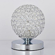 40 Moderní/Trendy Stolní lampa , vlastnost pro LED Ochrana očí , s Chrom Použití Vypínač on/off Vypínač