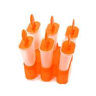 Χαμηλού Κόστους Εργαλεία Πάγου-Εργαλεία κουζίνας Πλαστική ύλη Πρωτότυπες DIY Mold Για Παγωτό 1pc