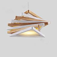billiga Belysning-Geometriskt Hängande lampor Fluorescerande - Ministil, designers, 110-120V / 220-240V Glödlampa inkluderad / 10-15㎡ / E26 / E27