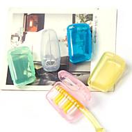 Fonoun 旅行用歯ブラシ入れ 旅行かばんオーガナイザー 防湿 携帯用 防塵 超軽量(UL) 抗菌 洗面道具