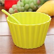 billiga Bordsservis-Plast Serverings- och salladsskål servis  -  Hög kvalitet