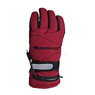 Unisex Lange Vinger Houd Warm waterdicht Draagbaar Vermindert schuren Lichtgewicht Activiteit/Sport Handschoenen Katoen Skihandschoenen