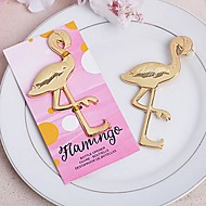 Flamingo Bird Bottle Opener Wine Opener 13 x 6.5 x 0.5 cm/pcs Beter Gifts® Tea Party Favor