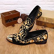 メンズ 靴 PUレザー 春 夏 スリングバック スニーカー 用途 カジュアル ブラック