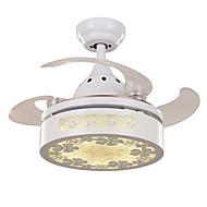 billige Takvifter-Ecolight™ Takvifte Omgivelseslys - LED, Moderne / Nutidig, 220-240V, Varm Hvit Hvit, Pære Inkludert