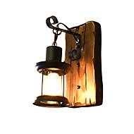 AC 220-240 4 E27 Köy/Kırsal Geleneksel/Klasik Resim özellik for LED Ampul İçeriği,Aşağı Işık LED Duvar Lambaları Duvar ışığı