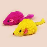 Kočka Hračka pro kočky Hračky pro zvířata Myš hračka Péřová hračka Myš Pro domácí mazlíčky