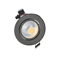 billige Innfelte LED-lys-3W 250 lm 2G11 Led-Nedlys Innfelt retropassform 1 leds COB Dekorativ Varm hvit Kjølig hvit AC85-265