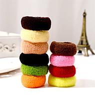Elásticos & Ties Acessórios de cabelo perucas Acessórios para Mulheres