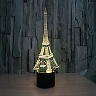 torni 3 d lamppu luova visuaalinen stereo lamppu kosketus lamput projektorin lampun