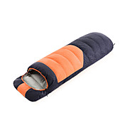 Shamocamel® Vreća za spavanje Pravokutna vreća Patka dolje -10~5°C Ugrijati Vodootporno Ultra Light (UL) 210*80 Camping & planinarenje