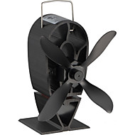 mini ventilator hl-800e, cu căldură, cu sistem de depozitare a dulapurilor cu 4 lamele