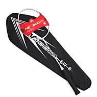 Badmintonschläger Unverformbar Wasserdicht Langlebig Leicht Stabilität Carbon Faser 1 Stück für