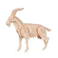 Puzzle 3D Puzzle Μοντέλα και κιτ δόμησης Jucarii Oaie 3D Animale Reparații Unisex Bucăți