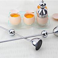 1 darab Other For Egg Mert főzőedények Rozsdamentes acél Több funkciós Kreatív Konyha Gadget