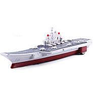 hesapli Oyuncak Tekneler-Oyuncak Arabalar Geri Çekme Araçları Çiftlik Aracı Uçak Gemisi Oyuncaklar Simülasyon Uçak Gemisi Araba Gemi Metal Alaşımlı Parçalar Unisex