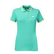 Damen Kurzarm Golf T-shirt Golf Golfspiel