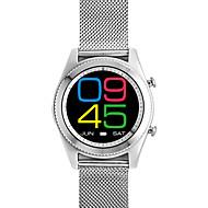 tanie Inteligentne zegarki-Inteligentny zegarek Pulsometr Wodoszczelny Krokomierze Obsługa multimediów Rejestr ćwiczeń Śledzenie odległości Wielofunkcyjne