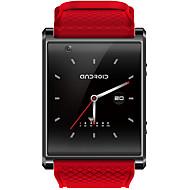 tanie Inteligentne zegarki-Inteligentny zegarekWodoszczelny Długi czas czuwania Krokomierze Kontrola głosu Rejestr ćwiczeń Sportowy Kamera/aparat Ekran dotykowy GPS