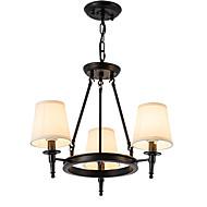 Takplafond ,  Moderne / Nutidig Traditionel / Klassisk Rustikk/ Hytte Tiffany Vintage Kontor / Bedrift Lanterne Tromme Rustikk Øy Globus