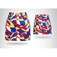 hesapli Golf Giysileri-Kadın's Kısa Kollu Golf Etekler Alt Giyimler Golf