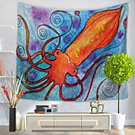tanie Dekoracje ścienne-Animals Dekoracja ścienna 100% Polyester Śródziemnomorskie Wall Art, Ścienne Gobeliny Dekoracja