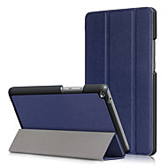 Capa de capa para huawei mediapad t3 8.0 kob-l09 kob-w09 8 com protetor de tela