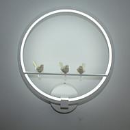 billige Vegglamper med LED-Moderne / Nutidig LED Vegglampe Til Aluminum Vegglampe 110-120V 220-240V 19W