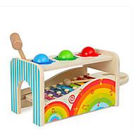 敲击木琴 / ハンマー / パディング玩具 / 赤ちゃん&幼児用おもちゃ 楽しい / 教育 Fun & Whimsical 男女兼用 / 男の子 ギフト