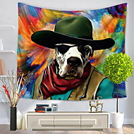 Wall Decor 100% polyester Abstraktní Se vzorem Wall Art,1