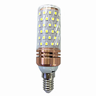 billige Kornpærer med LED-1pc 11 W 900-1000lm E14 / B22 / E26 / E27 LED-kornpærer T 84 LED perler SMD 2835 Varm hvit / Hvit 220-240 V / 1 stk.