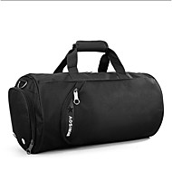 Unisex Bags All Seasons Canvas Travel Bag for Casual Outdoor Black Gray