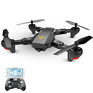 cheap -RC Drone VISUO XS809HW 4ch 6 Axis 2.4G With HD Camera 2.0MP 720P RC Quadcopter Wide-Angle Camera One Key To Auto-Return Headless Mode