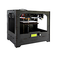 Geeetech Wood Duplicator 5 Diy 1.75Mm Dual Extruder 3D Printer