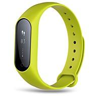billige Smartklokker-Smart armbånd HHY2Plus for iOS / Android Pekeskjerm / Pulsmåler / Vannavvisende Søvnmonitor / Vekkerklokke / Samtalepåminnelse / 64MB