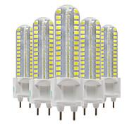 tanie Więcej Kupujesz, Więcej Oszczędzasz-8W Żarówki LED bi-pin T 128 Diody lED SMD 2835 Ciepła biel Zimna biel Naturalna biel 700-800lm 2800-3200/4000-4500/6000-6500K AC 220-240V
