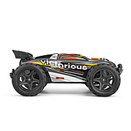 Carro com CR WL Toys A333 2.4G Truggy Off Road Car Alta Velocidade Drift Car Carroça 2WD 1:12 Electrico Escovado 35 KM / H Controlo