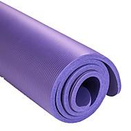 cheap Yoga Mats, Blocks & Mat Bags-Yoga Mats Non-Slip NBR (0.6 inch) 15 mm for